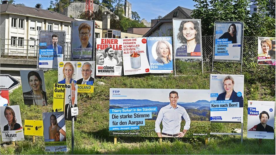 Wahlen 2019: Die meiste Wahlwerbung ist «Schrott»