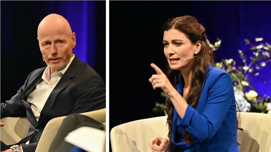 SwissMediaForum: Die Moderatorin macht die beste Falle