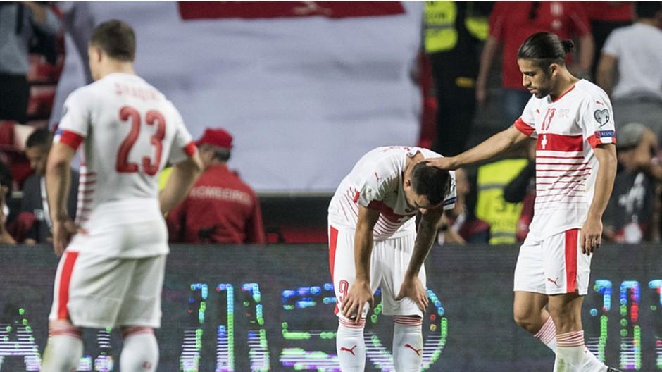 Portugal gegen Schweiz: Über 1 Million sahen das Spiel auf SRF zwei