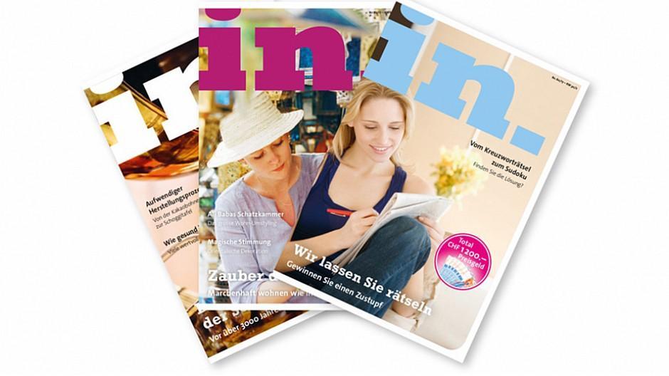 Advertorial: Die Publikation IN- wächst weiter