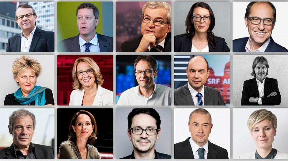 SRF: Die Shortlist für Ruedi Matters Nachfolge