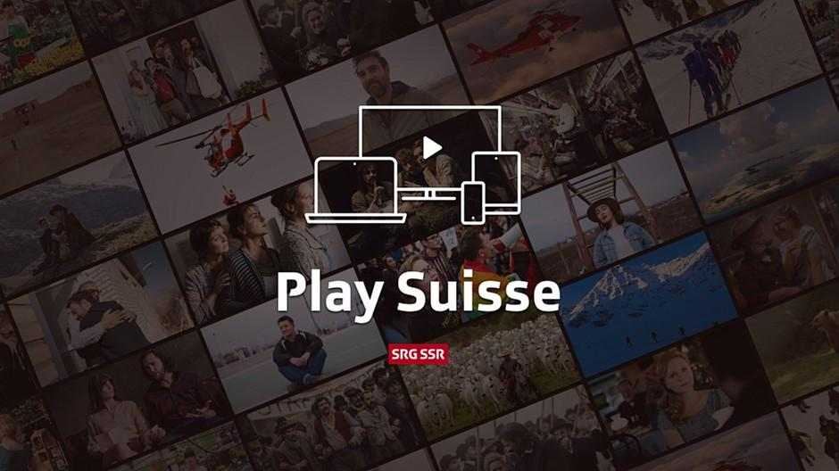 SRG: Die Streaming-Plattform heisst «Play Suisse»