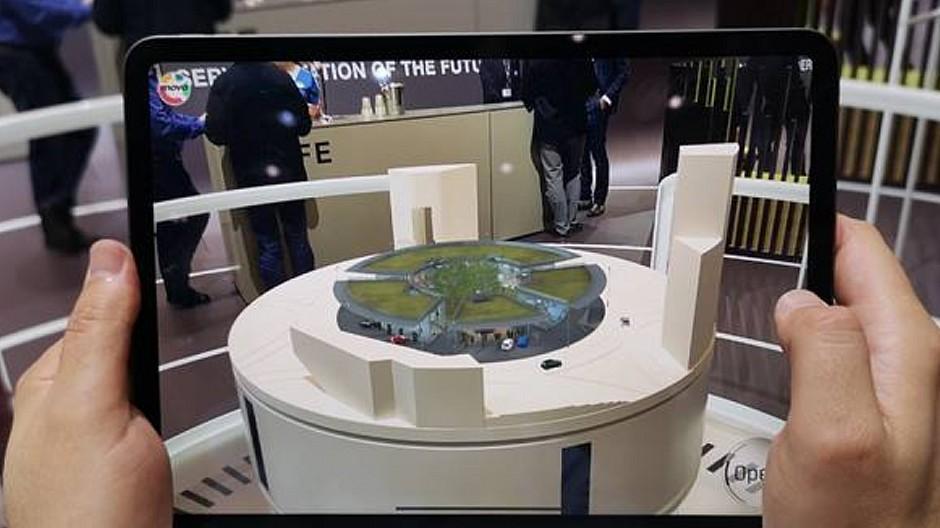 Staay Interactive: Die Tankstelle der Zukunft in AR erleben
