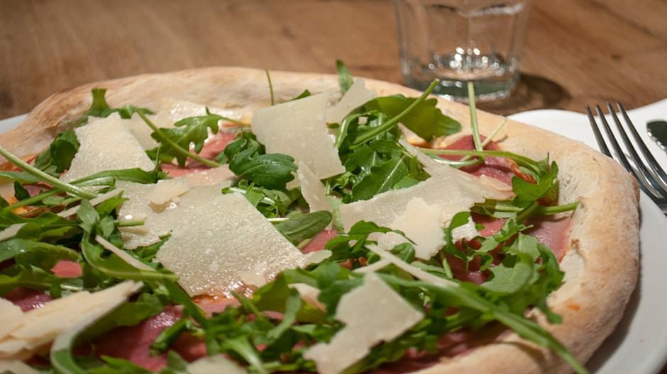 Christa Rigozzi: Die Tessinerin gibt es nun auch als Pizza