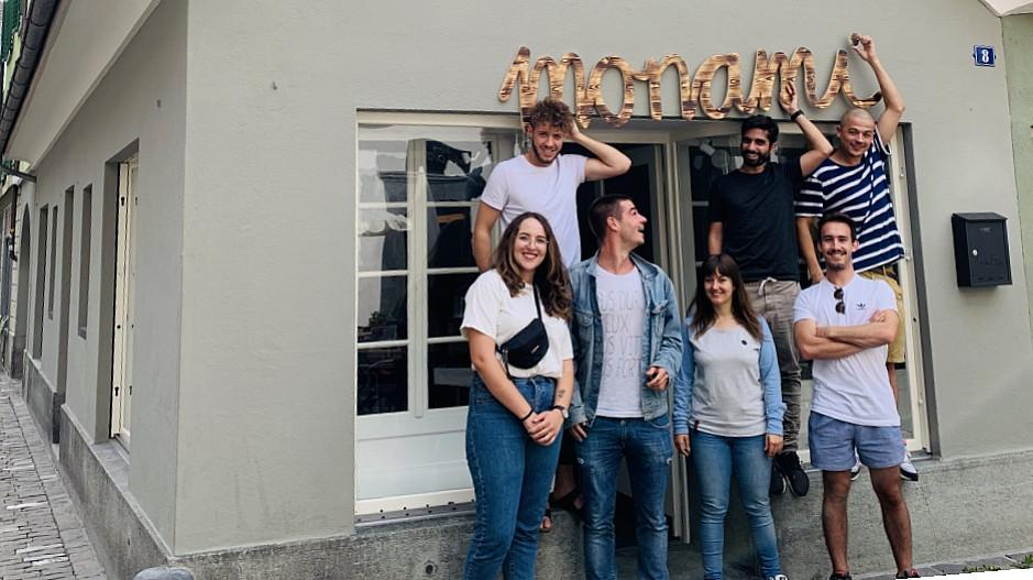 Monami: Die Zürcher Agentur expandiert in die Berge