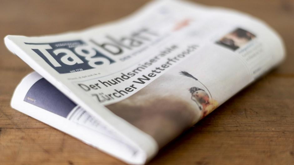 Tagblatt der Stadt Zürich: «Diffamierendes Inserat» gegen den SoBli-Chefredaktor
