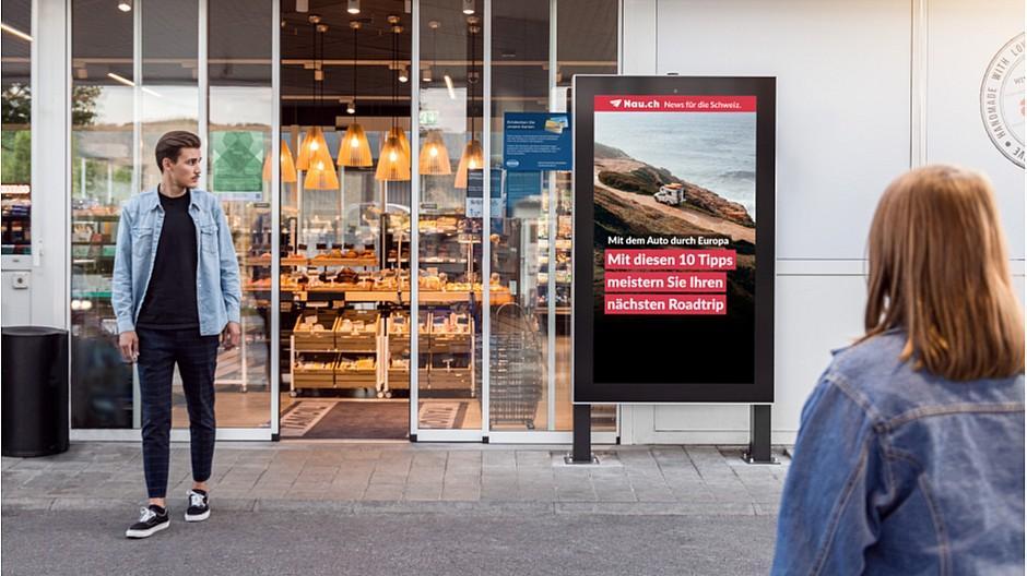 Livesystems: Digital-Werbenetz an 48 Standorten erweitert