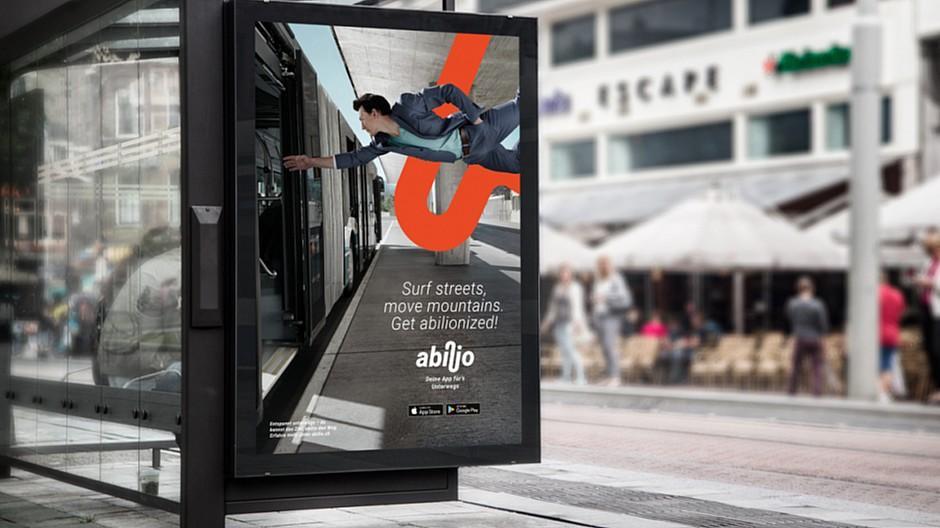Bloom Identity: Digitaler Brand für visionäre Reise-App