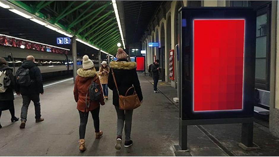 APG|SGA: Sechs neue ePanels in Zürich und Winterthur