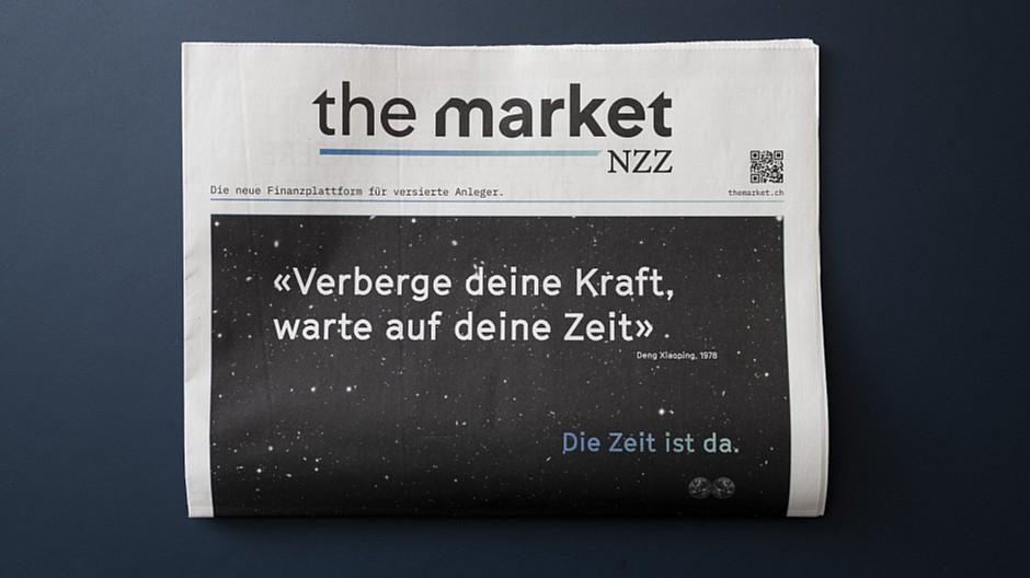 The Market: Digitales Magazin erscheint als Print-Version