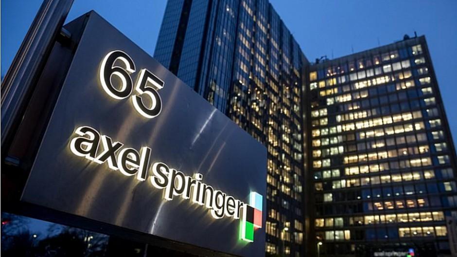 Quartalsbericht: Digitalgeschäft lässt Axel Springer wachsen