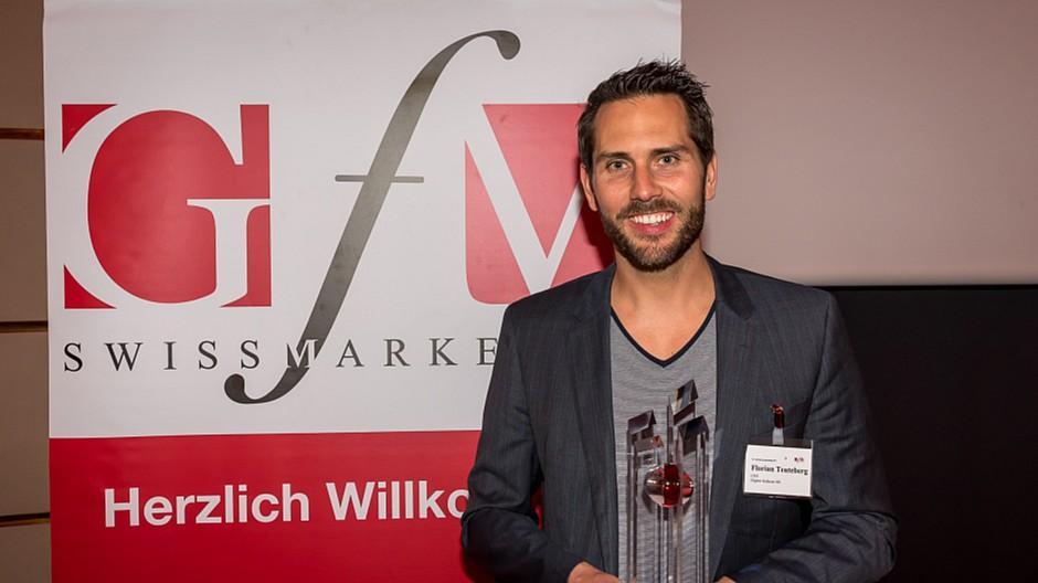Gesellschaft für Marketing: Digitec gewinnt den Marketingpreis