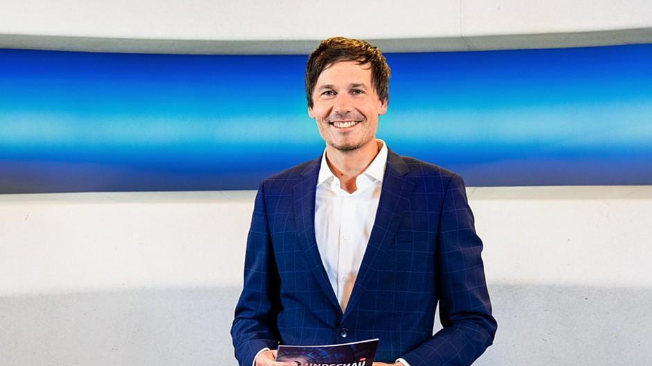 SRF: Dominik Meier wird «Rundschau»-Moderator