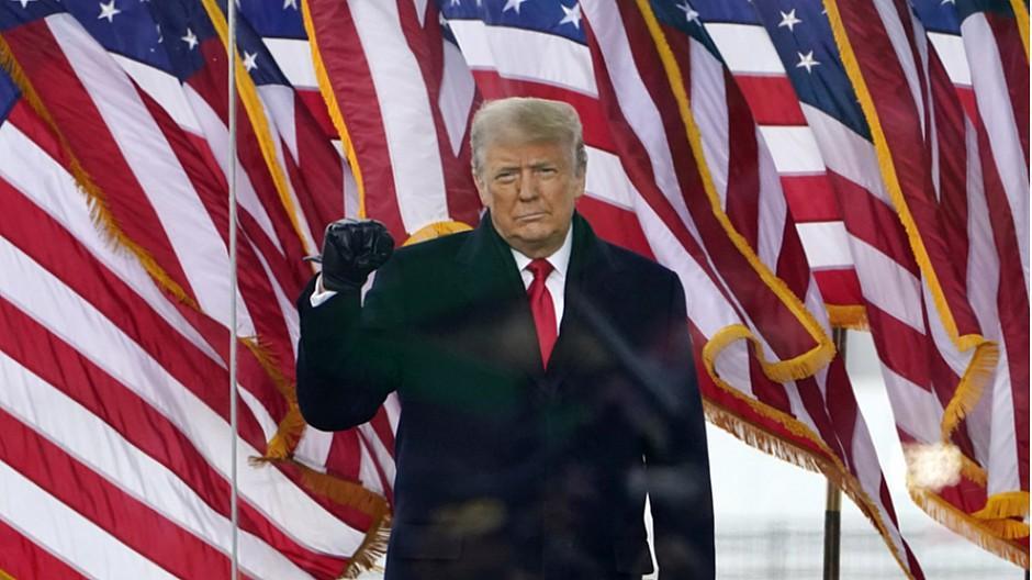 Nach 56'500 Tweets: Donald Trump ist auf Twitter verstummt