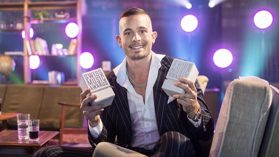 Swiss Music Awards: Doppelte Ehre für Loco Escrito