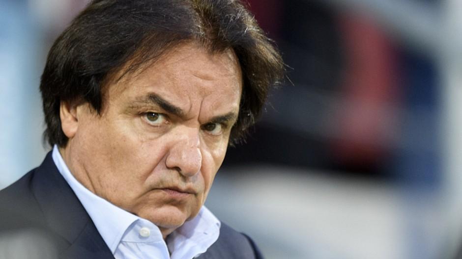 FC Sion: Doppelte Strafe für prügelnden Präsidenten Constantin
