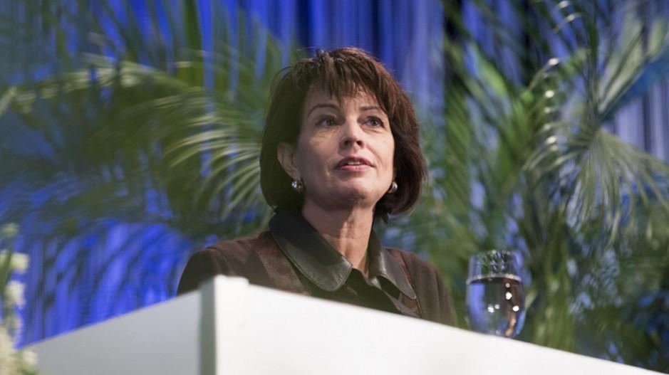 Digitale Schweiz: Doris Leuthard ruft zu mehr Risikobereitschaft auf