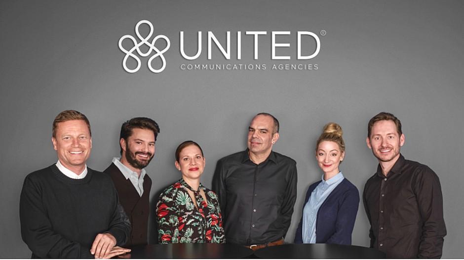 United: Drei Agenturen bündeln ihre Kompetenzen