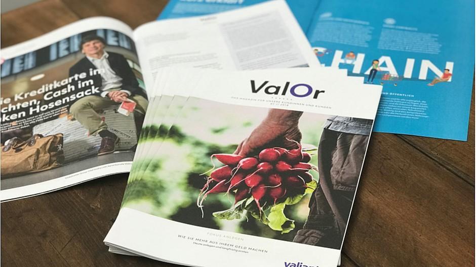 Valiant: Drei Agenturen gestalten eine Multichannel-Plattform