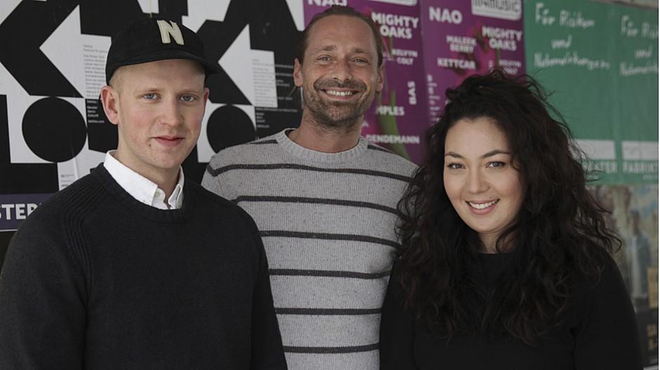 Freundliche Grüsse: Drei neue Kreativköpfe für Zürcher Agentur
