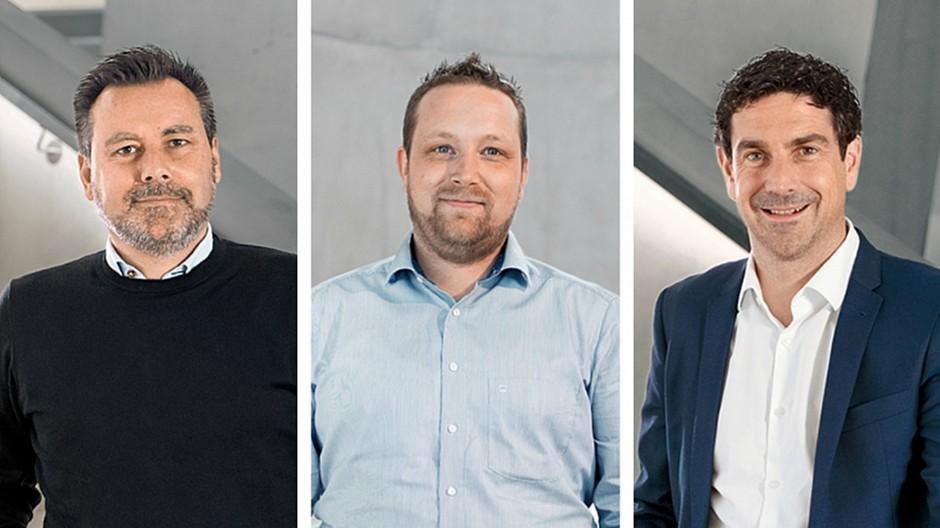 Viaduct: Dreiköpfiges Führungsteam für neue Agentur