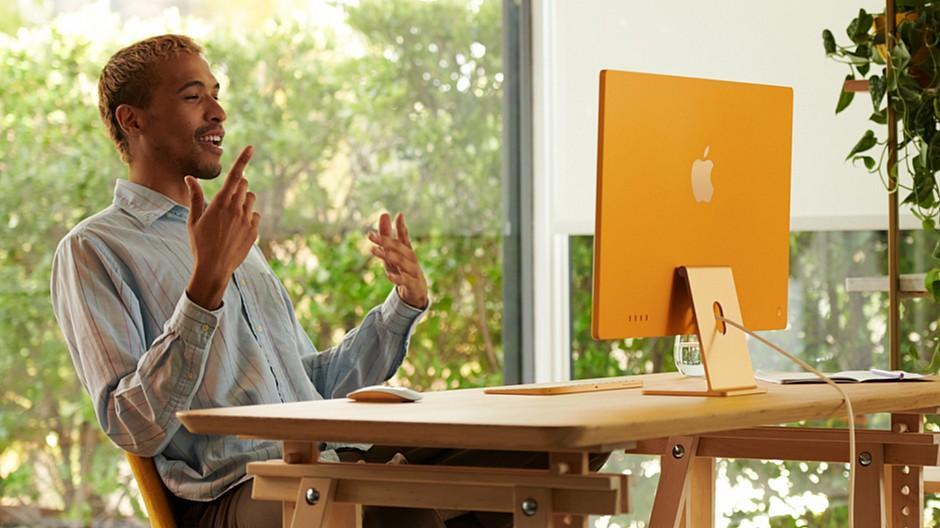 Apple: Dünner iMac fordert Rivalen heraus