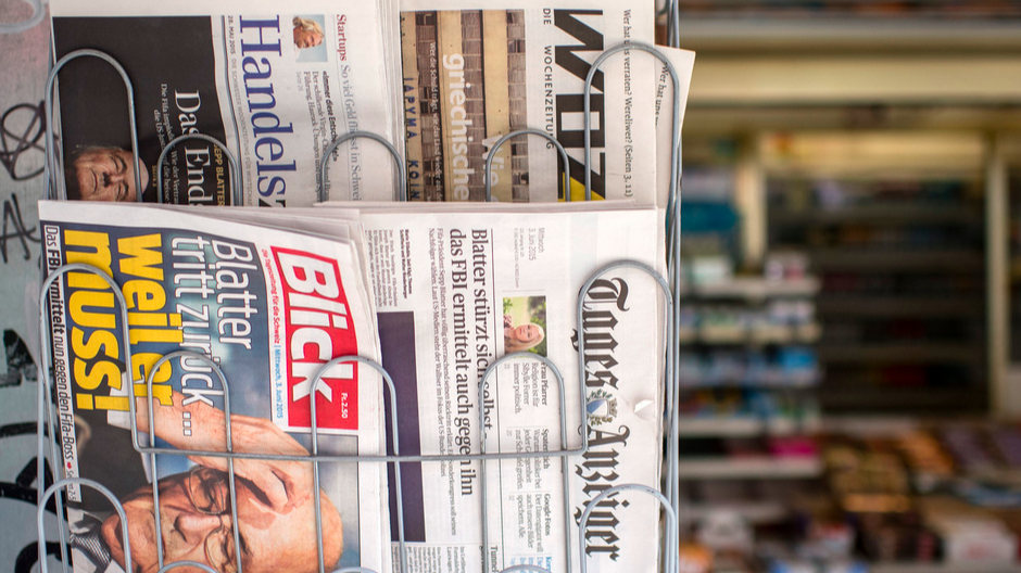 Wemf Basic: Welche Titel Leser verlieren, welche zulegen