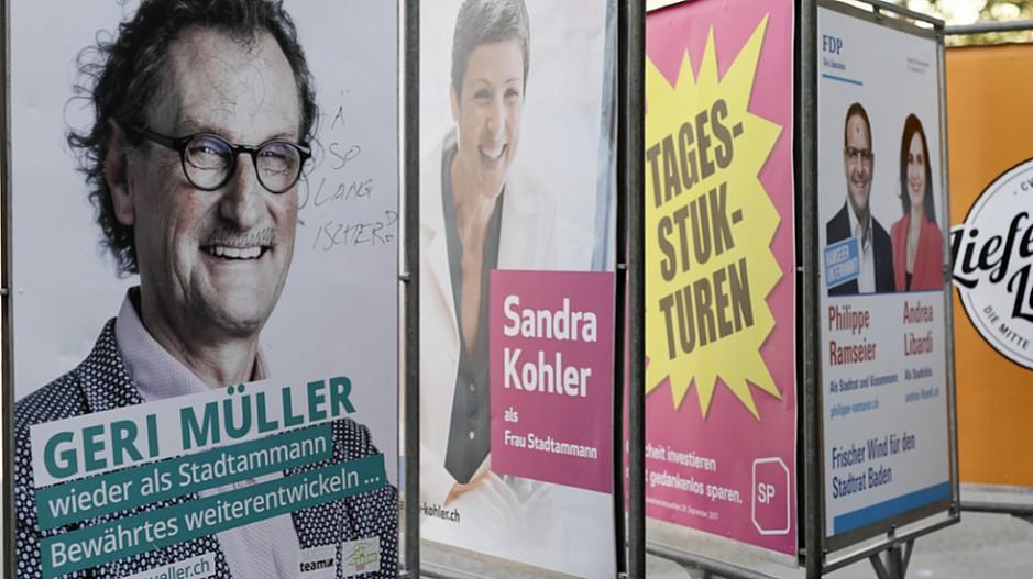 Geri Müller im ersten Wahlgang abgewählt