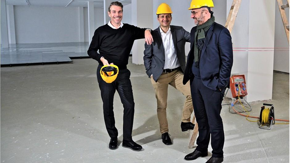 Westhive: Ehemalige Y&R-Kader eröffnen Co-Working Space