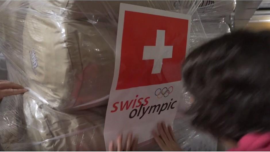 Swiss Olympic: Ein Blick hinter die Olympia-Kulissen