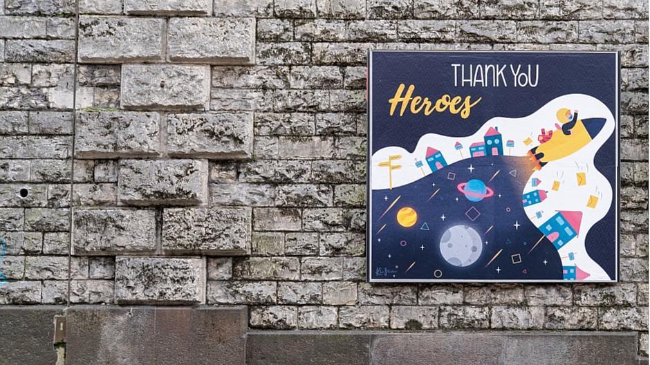 Ifolor: Ein Dankeschön an das Postpersonal