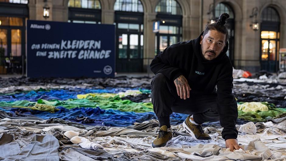 Allianz Suisse: Ein Kunstwerk für mehr Nachhaltigkeit