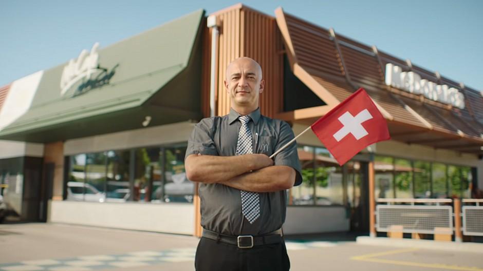 TBWA\Zürich: Ein Land – 8,6 Millionen Zutaten