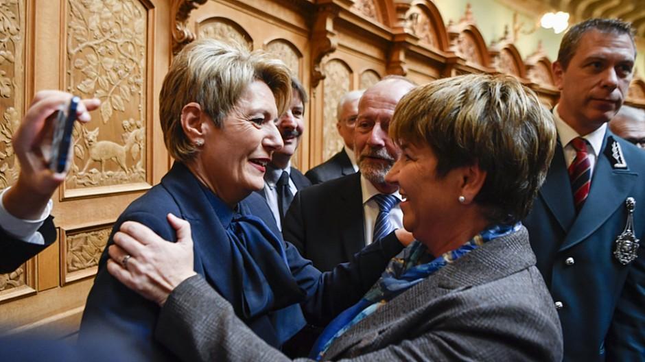 Bundesratswahlen 2018: Ein Medienspektakel der Sonderklasse