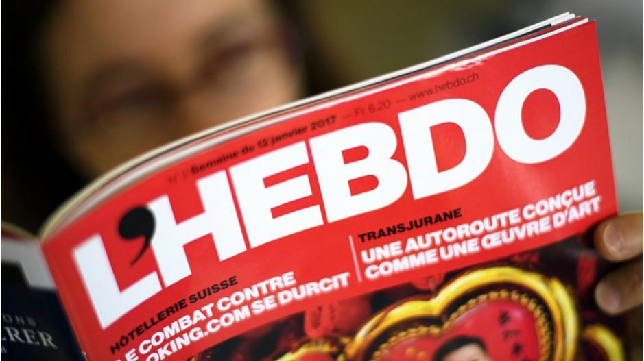 L'Hebdo: Ein Schlag für die Westschweizer Presse