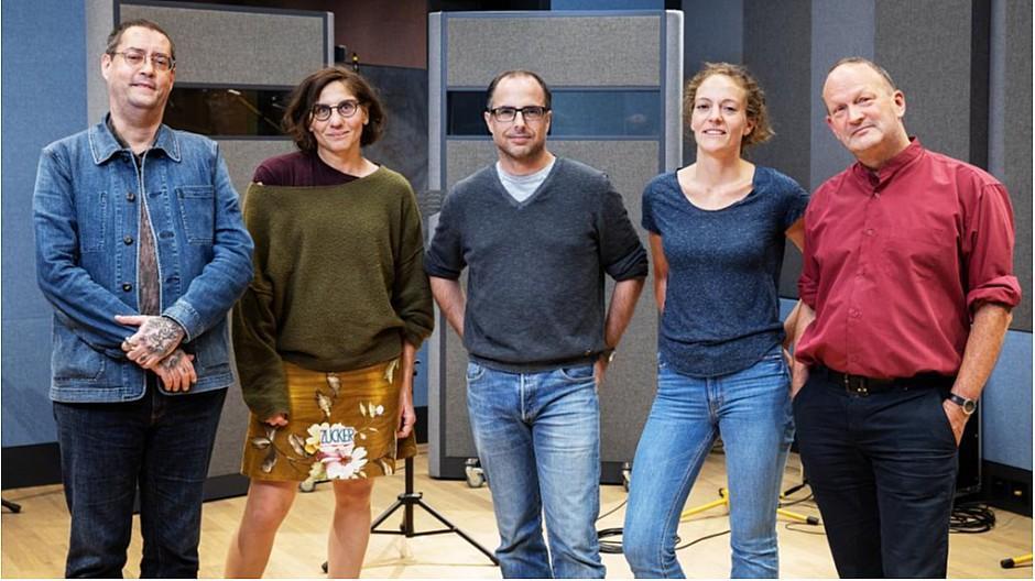 SRF: Den «Tatort» gibts nun auch für die Ohren