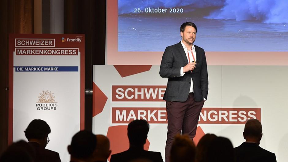 Schweizer Markenkongress: Eine Bühne für die Top-Brands