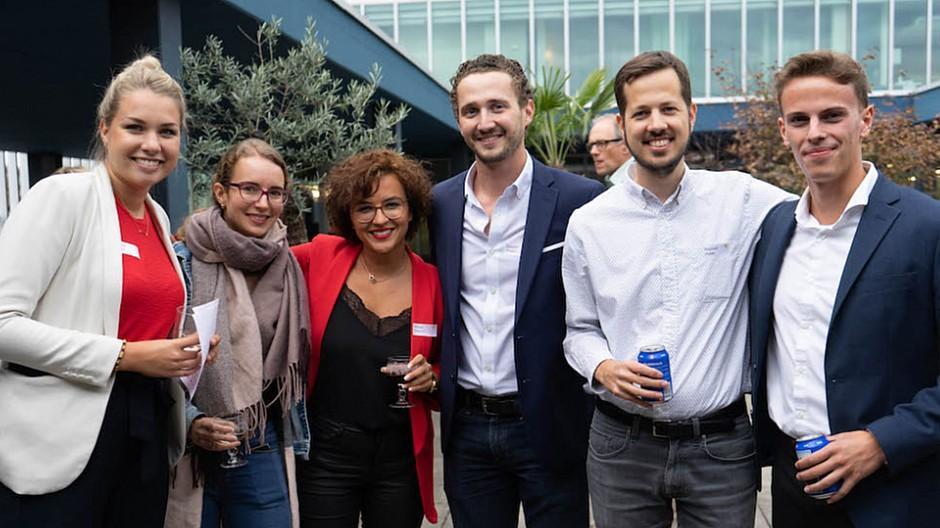 IFJ: Eine Start-up-Rallye zum Jubiläum