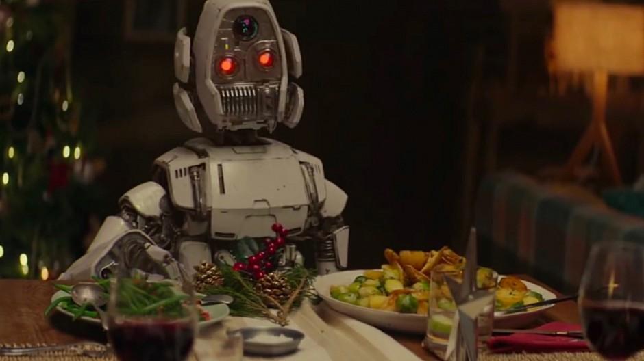 Weihnachtsspot: Epischer Clip zeigt Roboter mit Herz
