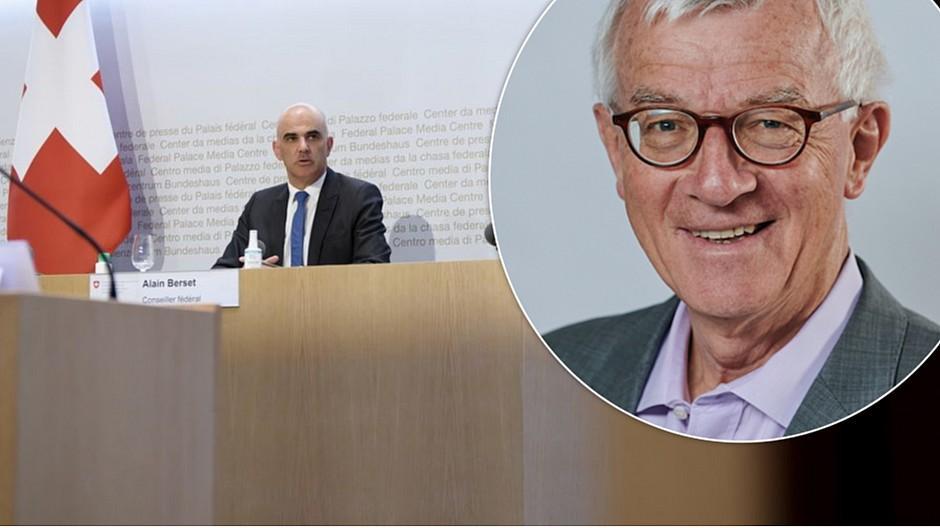 Schlüsselrolle in der Pandemie: «Er bezeichnete sich als Linksliberaler»