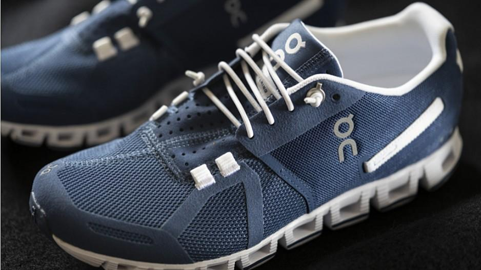 On Shoes: Run auf Aktie des Sportausrüsters
