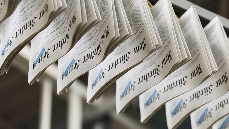 Neue Zürcher Zeitung: Eric Gujer ruft zu Selbstkritik und Dialog auf