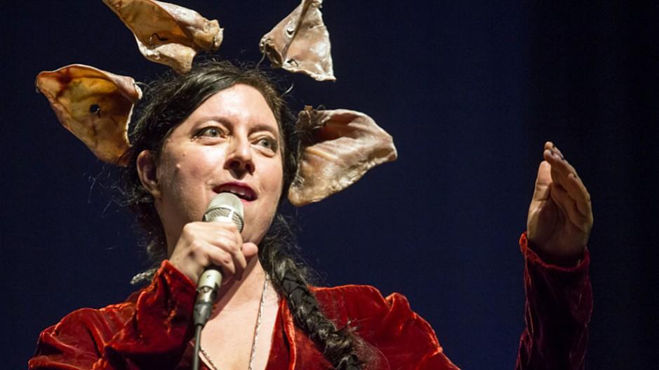 Grand Prix Musik: Erika Stucky erhält Schweizer Musikpreis