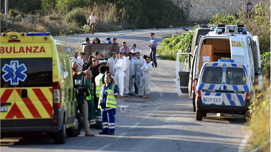Journalistinnenmord auf Malta: Ermittler im Fall Caruana Galizia abberufen