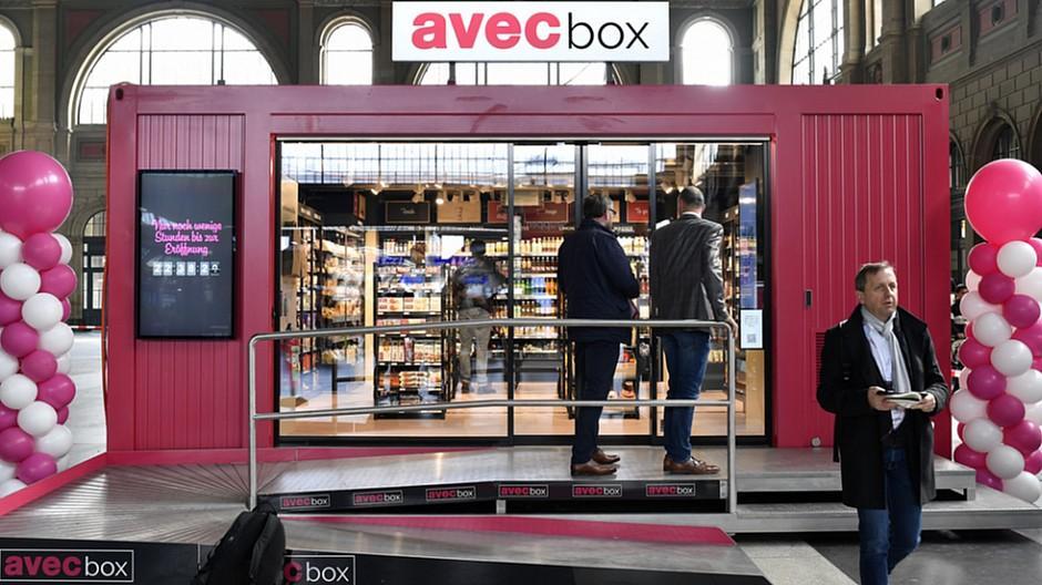 Valora: Erste Geschäfte ohne Ladenkasse