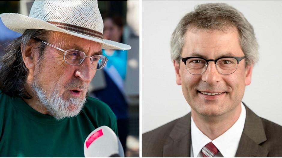 St. Galler Tagblatt / WOZ: Erwin Kessler klagt gegen Pascal Hollenstein