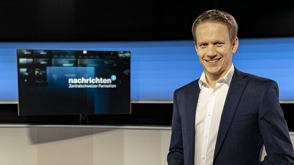 Tele 1: Fabian Kreienbühl wird Leiter Redaktion TV