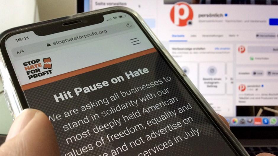 Gegen Hass im Netz: Schweiz macht Facebook-Werbeboyköttchen