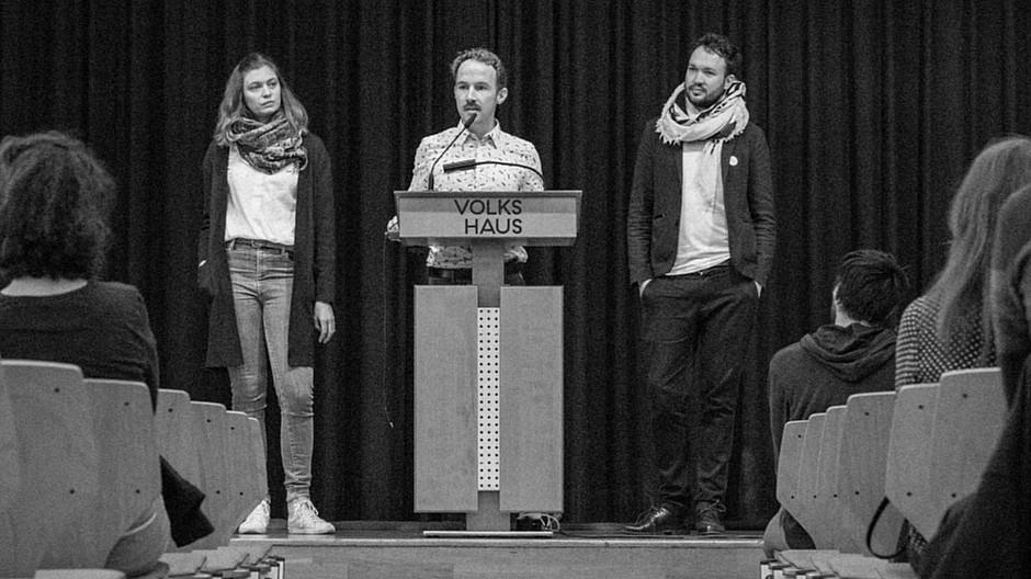Reporter-Forum: Faktencheck, Medienfreiheit und Sexismus
