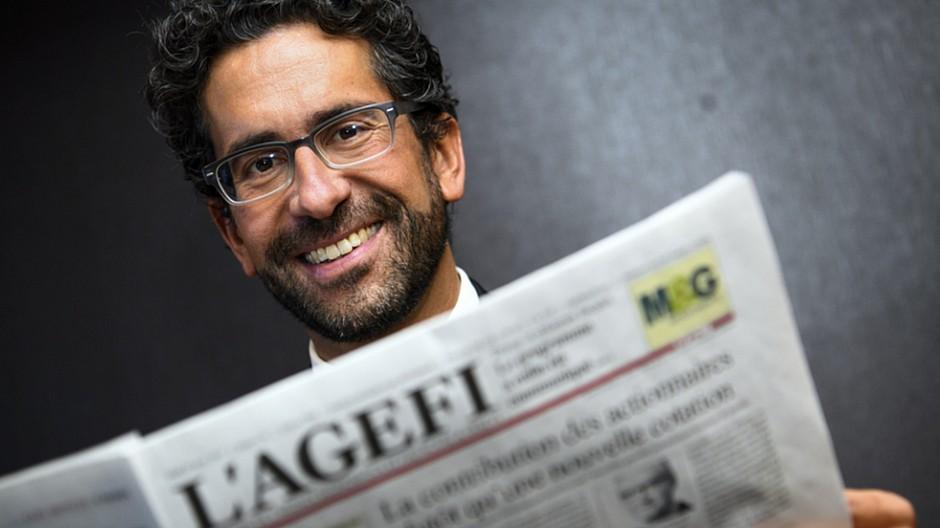 L'Agefi: Fathi Derder tritt als Chefredaktor zurück
